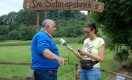 2018-06-25 SWR4 Morgenluten in Gransdorf Doris Pauels 15