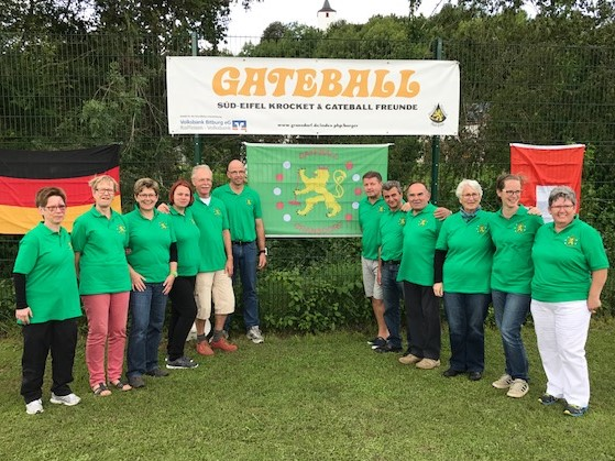 Gateball in Gransdorf